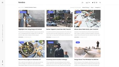 Blog Classic ― no Sidebar