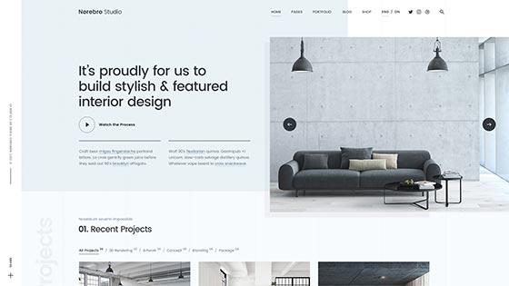 Interior Studio ― Creative Hero