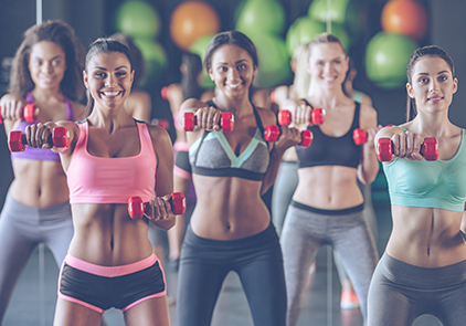 Group Crossfit Workout