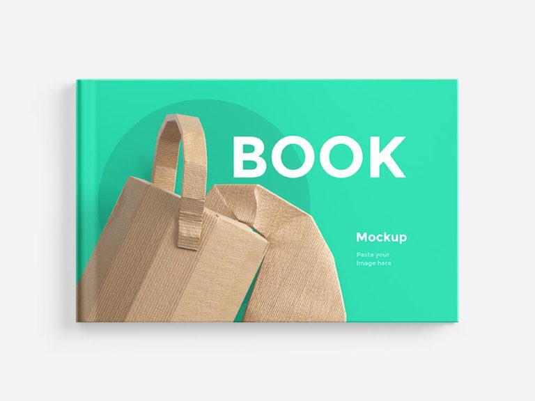 Nórdiska Book Mockup