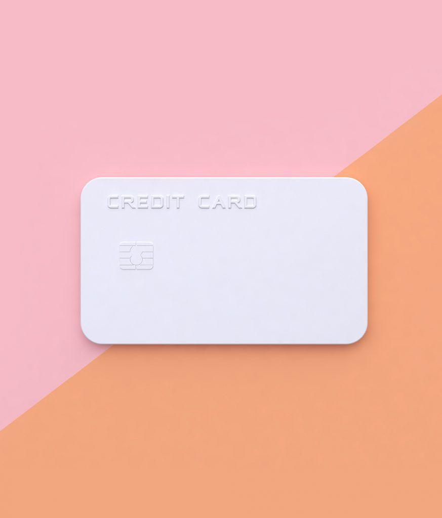 Plastic Credit Card