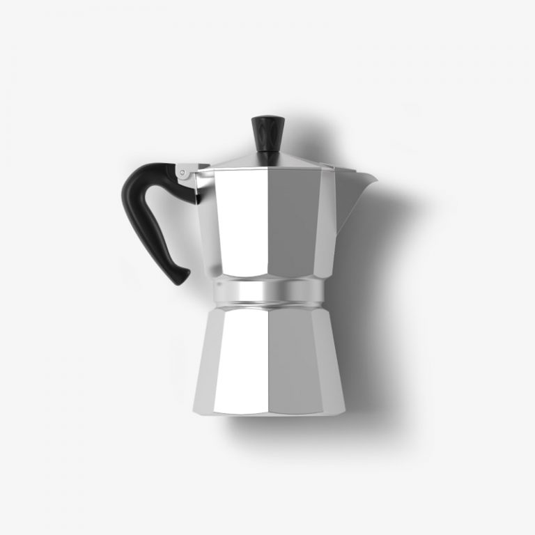 Espresso coffee pot